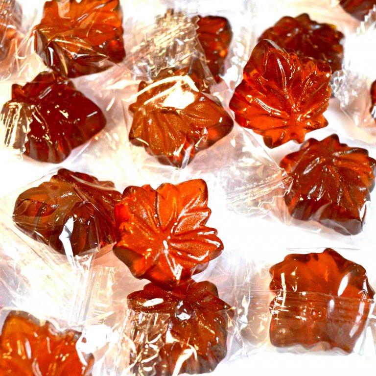 Bonbon au sirop d'érable 1kg - Format économique