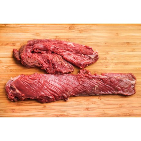Onglet de bison 2 x 200 environ (400 g minimum)