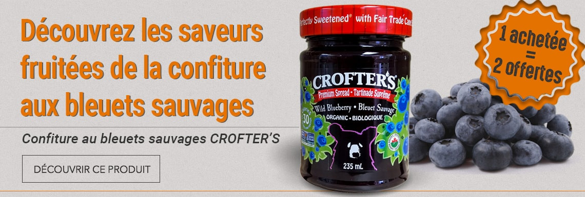 Slide confiture crofters