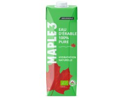 Eau d'érable Pure Maple3