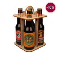 Coffret 4 bières