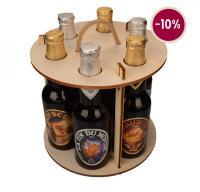 Coffret 6 bières Unibroue